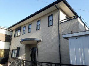 施工事例:岡崎市 N様邸 外装リフォーム施工事例